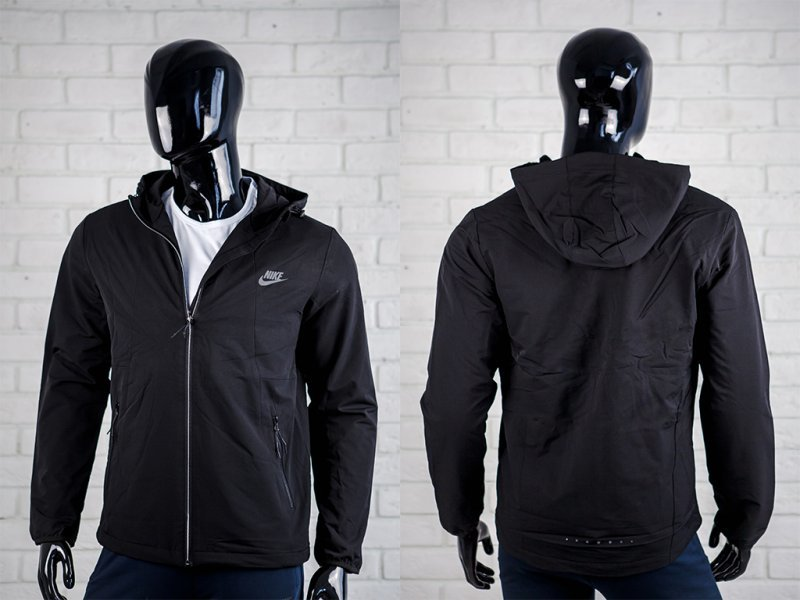 Ветровка Nike black 6c53acd469b59