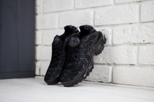 Кроссовки NIke Air Max Plus Thread Black
