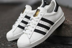 Adidas Superstar Black\White