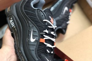 Кроссовки Nike AIR MAX 98 QS black