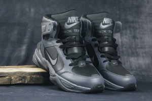 Кроссовки Nike M2K Tekno Mid Leather PRM GRAY