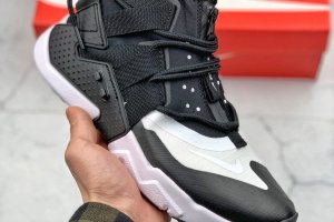 Кроссовки Nike Air HUARACHE GRIPP Black\white