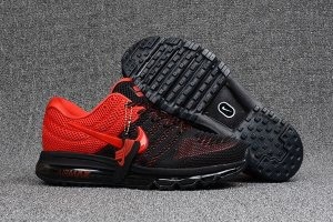 Кроссовки Nike Air Max 2017 KPU Black Bright Red
