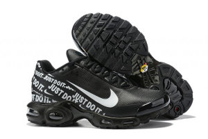 Nike AIR MAX PLUS black\white