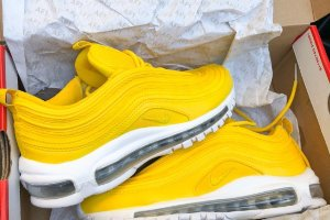 Кроссовки Nike Air Max 97 Lemon