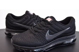 Кроссовки Nike Air Max 2017 USA Black