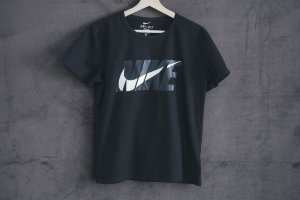 Футболка Nike DRI-FIT black