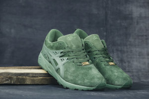 Кроссовки Asics Gel-KAYANO TRAINER KNIT green