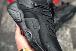 Кроссовки Nike Air Huarache City Move black