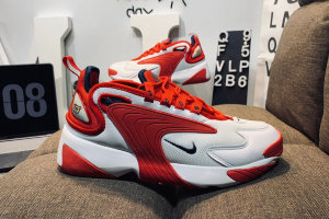 Nike ZOOM 2000 Red\White