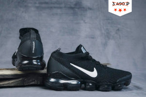 Кроссовки  Nike Air Vapormax 2019 black