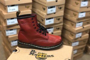 Dr. Martens 1460 Red Patent leather