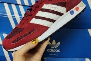 Adidas l.A. Trainer Red