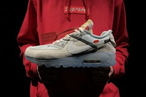 Кроссовки Nike Air Max 90 The 10