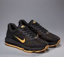 Кроссовки Nike Air Max 2019 V2 Black Gold