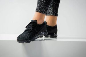 Кроссовки Nike Air Vapormax Flyknit All Black