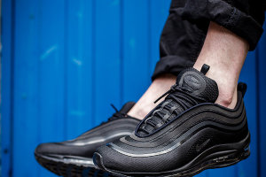 Кроссовки Nike Air Max 97 Ultra Triple Black