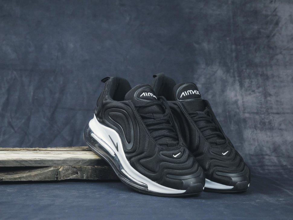 f7486153 Кроссовки Nike Air Max 720 black/white