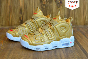 Кроссовки Nike Air More Uptempo supreme
