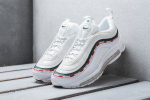 Кроссовки Nike Air Max 97 White x Undefeated