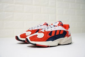 Adidas Yung 1 Red/White