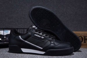 ADIDAS ORIGINALS CONTINENTAL Black\White