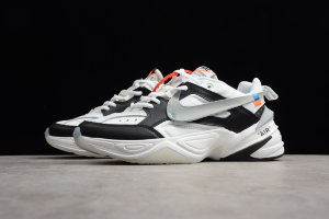 Кроссовки Nike M2k Tekno White\Black\Gray