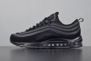 Кроссовки NIKE AIR MAX 97 ULTRA UL '17 SE TRIPLE BLACK