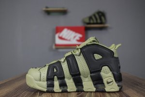 Кроссовки NIKE AIR MORE UPTEMPO  khaki