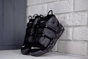 Кроссовки NIKE AIR MORE UPTEMPO SUPREME BLACK