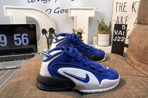 Кроссовки Nike Air Max PENNY Blue\Black\White