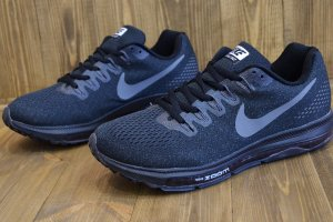 Кроссовки Nike zoom all out low black/grey