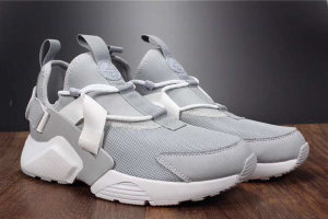 Кроссовки Nike Air Huarache Run Ultra gray