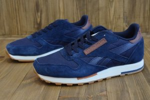 Кроссовки Reebok CL Cleater Utility Full Blue