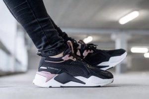 Puma RS-X Trophy Black Rose Gold