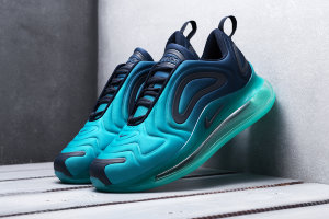 Кроссовки Nike Air Max 720 blue\green
